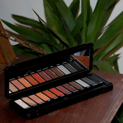 Palette Metals Bys Maquillage : les fards