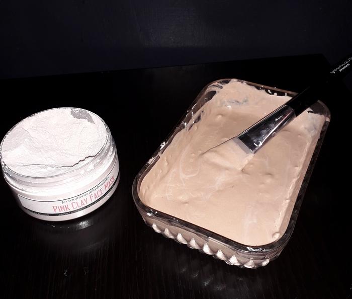 DIY Soin visage : un masque à l'argile rose tout doux pour les peaux fragilisées par l'hiver