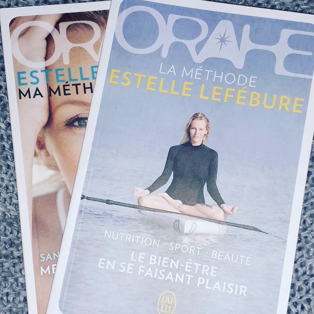 ORAHE par Estèle Lefébure - vol.1 & 2
