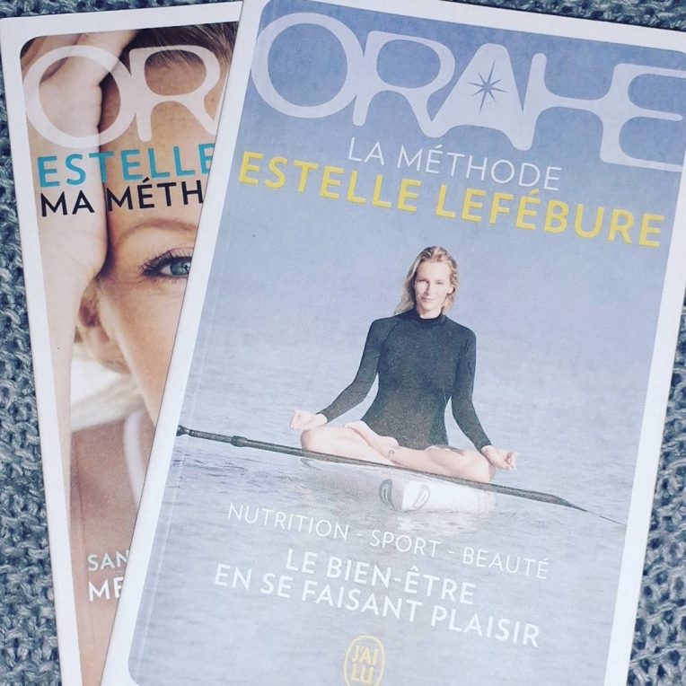 ORAHE par Estèle Leférbure - vol.1 & 2